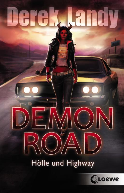 Cover-Bild Demon Road - Hölle und Highway