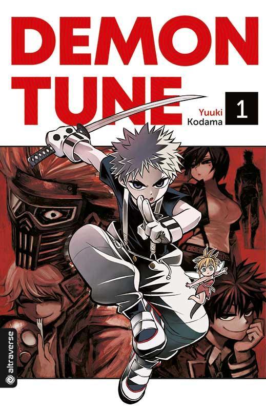 Cover-Bild Demon Tune 01