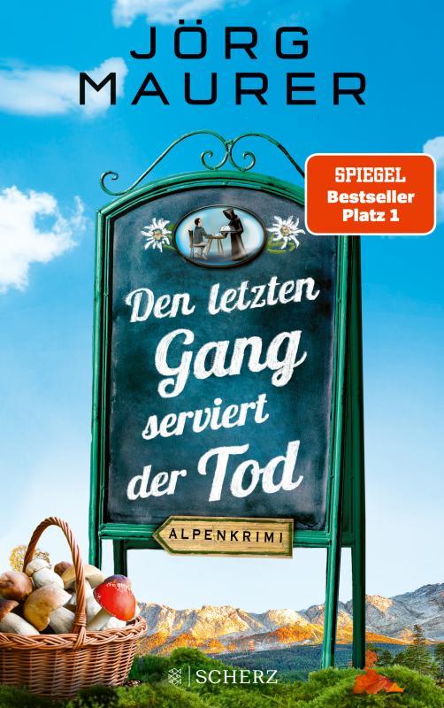 Cover-Bild Den letzten Gang serviert der Tod