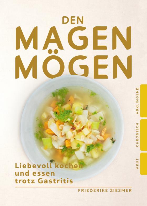 Cover-Bild Den Magen mögen