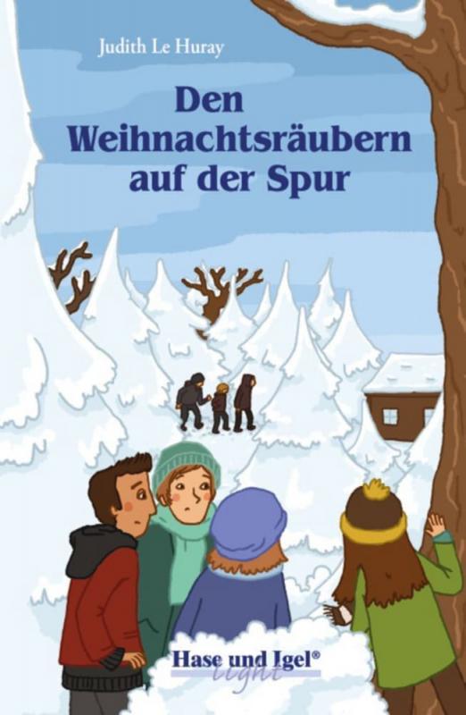 Cover-Bild Den Weihnachtsräubern auf der Spur