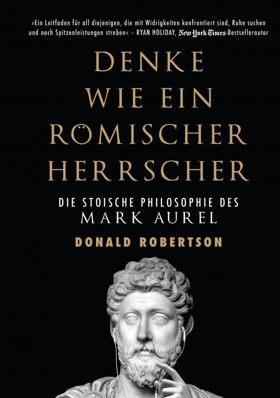 Cover-Bild Denke wie ein römischer Herrscher