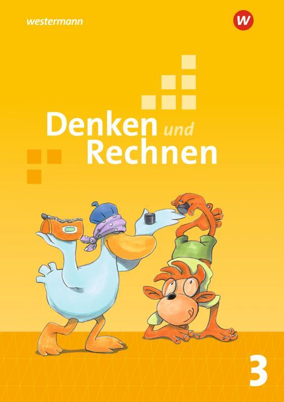 Cover-Bild Denken und Rechnen / Denken und Rechnen - Ausgabe 2017 für Grundschulen in den östlichen Bundesländern
