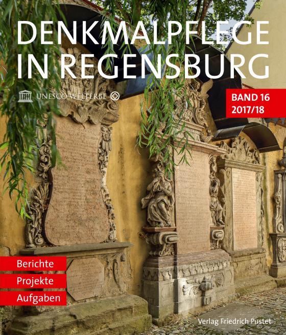 Cover-Bild Denkmalpflege in Regensburg