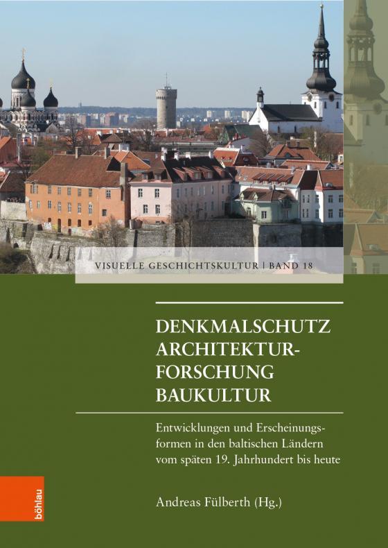 Cover-Bild Denkmalschutz - Architekturforschung - Baukultur