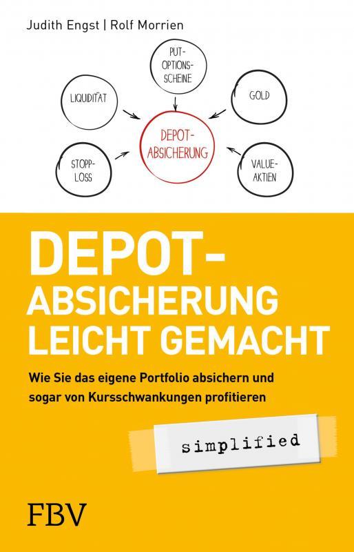 Cover-Bild Depot-Absicherung leicht gemacht simplified