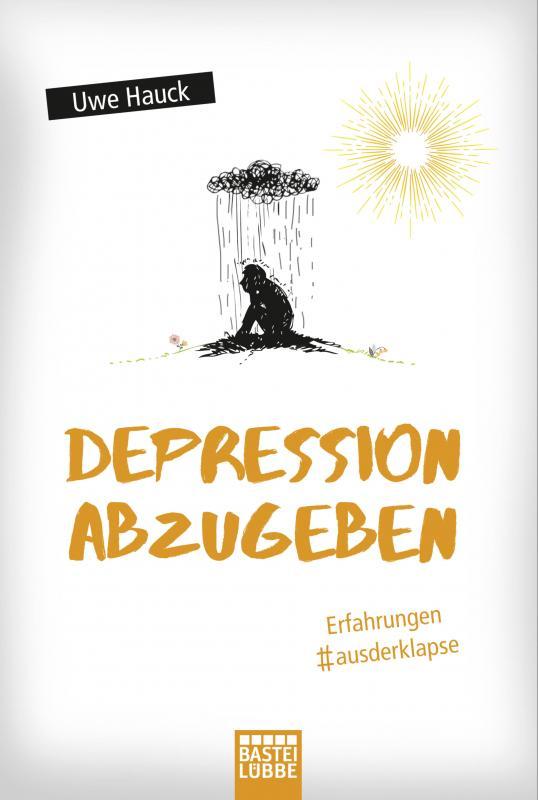 Cover-Bild Depression abzugeben