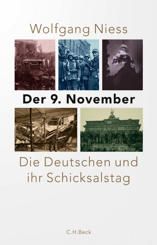 Cover-Bild Der 9. November