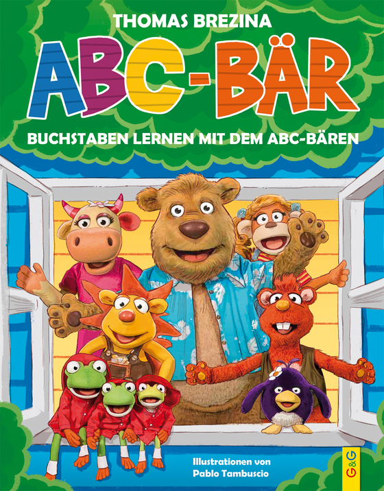 Cover-Bild Der ABC-Bär