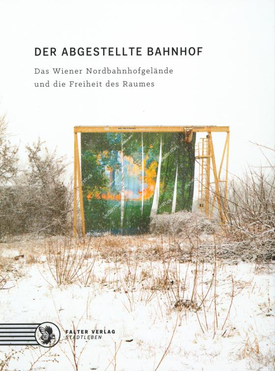 Cover-Bild Der abgestellte Bahnhof