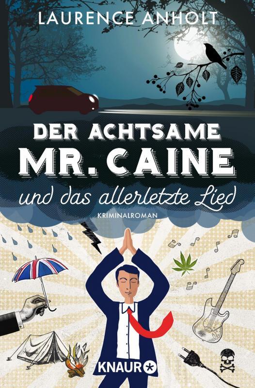 Cover-Bild Der achtsame Mr. Caine und das allerletzte Lied