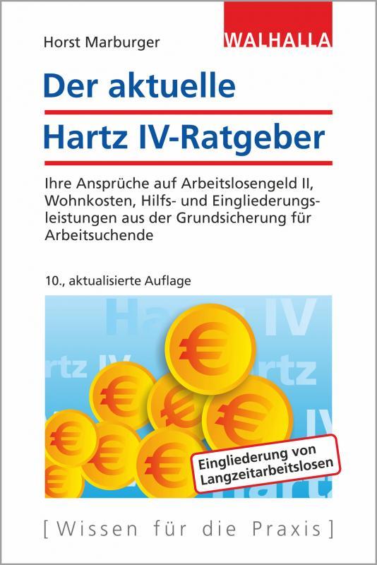 Cover-Bild Der aktuelle Hartz IV-Ratgeber