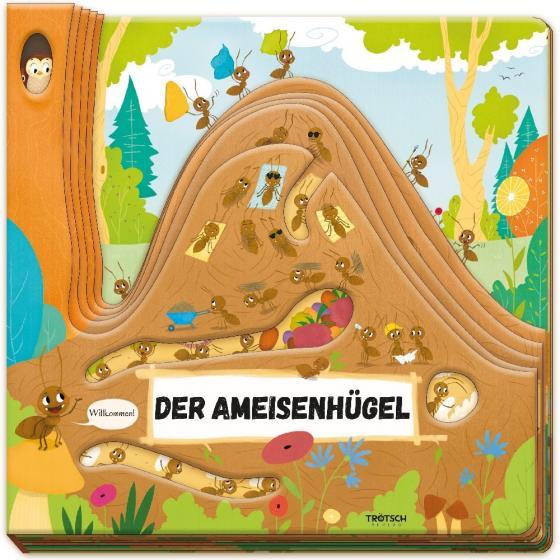 Cover-Bild Der Ameisenhügel