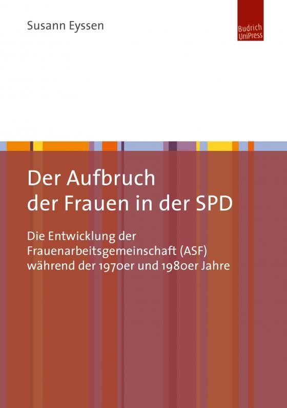 Cover-Bild Der Aufbruch der Frauen in der SPD