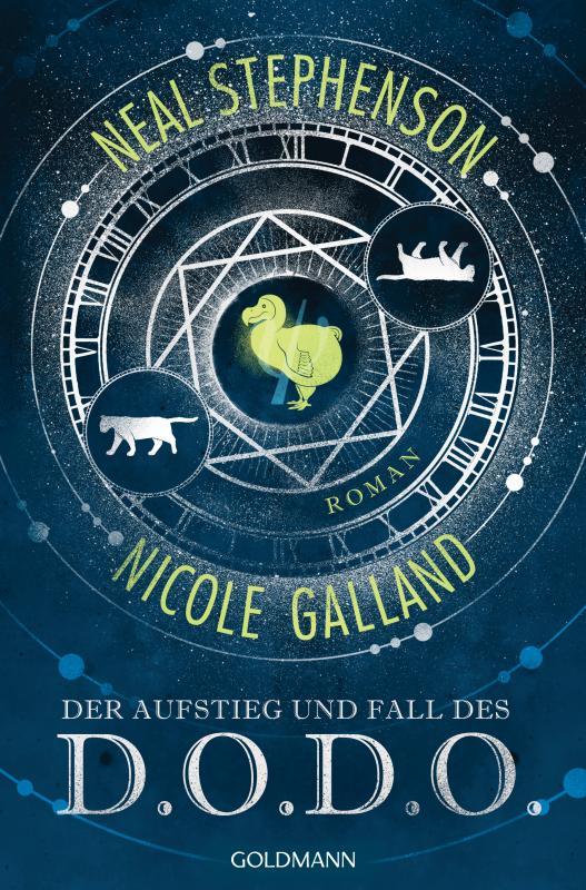 Cover-Bild Der Aufstieg und Fall des D.O.D.O.