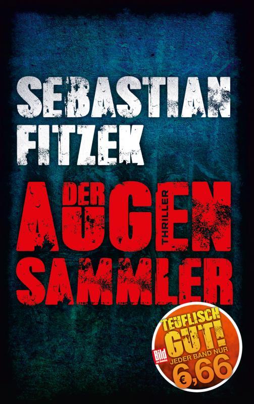 Cover-Bild Der Augensammler