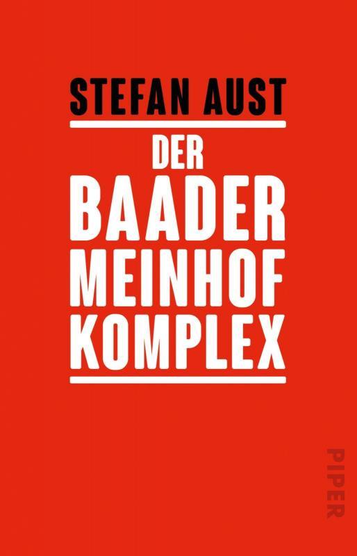 Cover-Bild Der Baader-Meinhof-Komplex