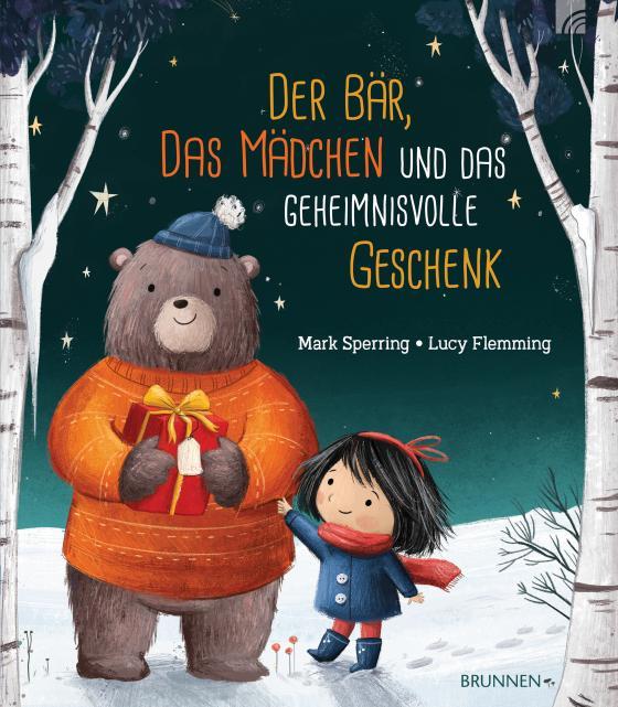 Cover-Bild Der Bär, das Mädchen und das geheimnisvolle Geschenk