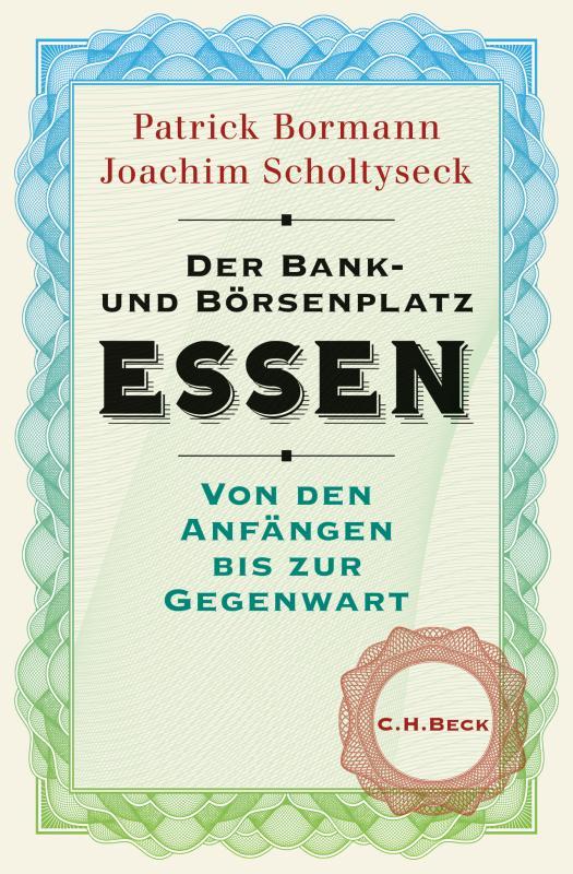 Cover-Bild Der Bank- und Börsenplatz Essen