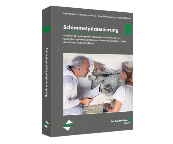 Cover-Bild der bauschaden-Spezial Schimmelpilzsanierung
