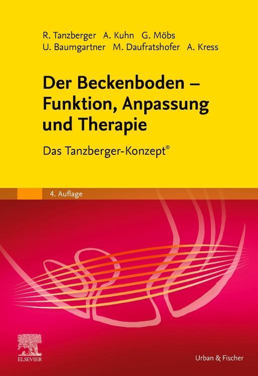 Cover-Bild Der Beckenboden - Funktion, Anpassung und Therapie