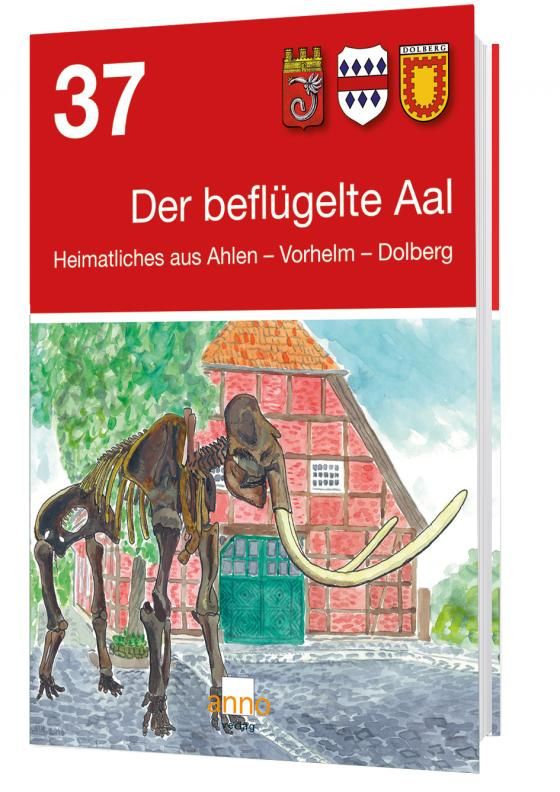 Cover-Bild Der beflügelte Aal 37