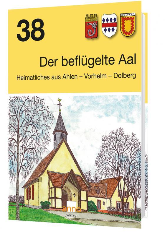 Cover-Bild Der beflügelte Aal 38