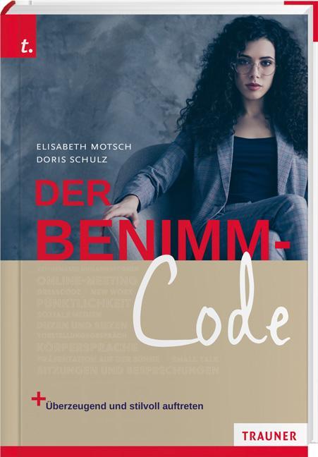 Cover-Bild Der Benimm-Code