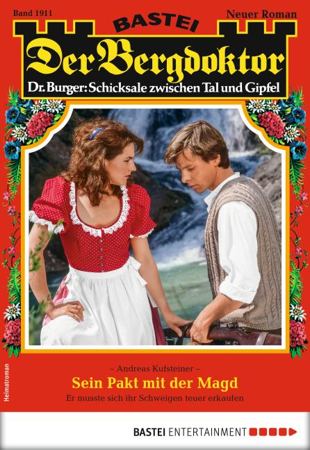 Cover-Bild Der Bergdoktor 1911 - Heimatroman