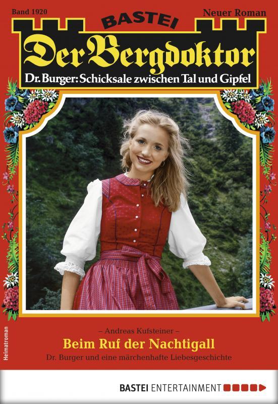 Cover-Bild Der Bergdoktor 1920 - Heimatroman