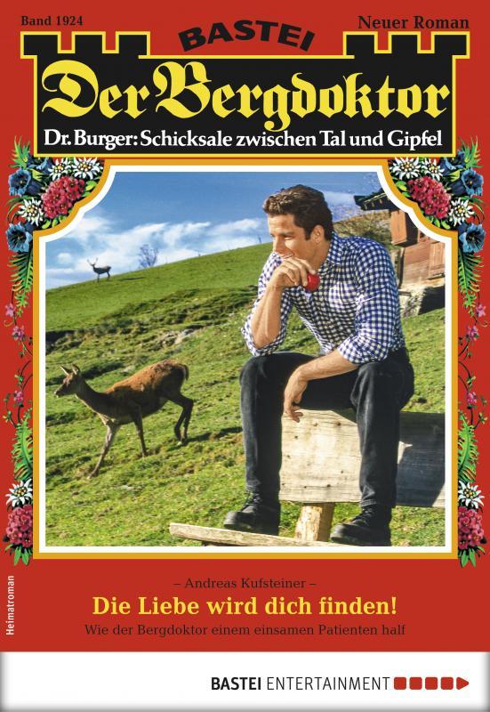Cover-Bild Der Bergdoktor 1924 - Heimatroman