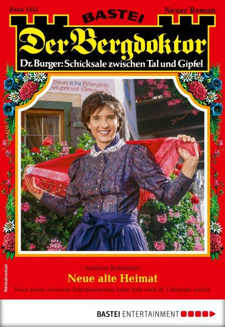 Cover-Bild Der Bergdoktor 1955 - Heimatroman