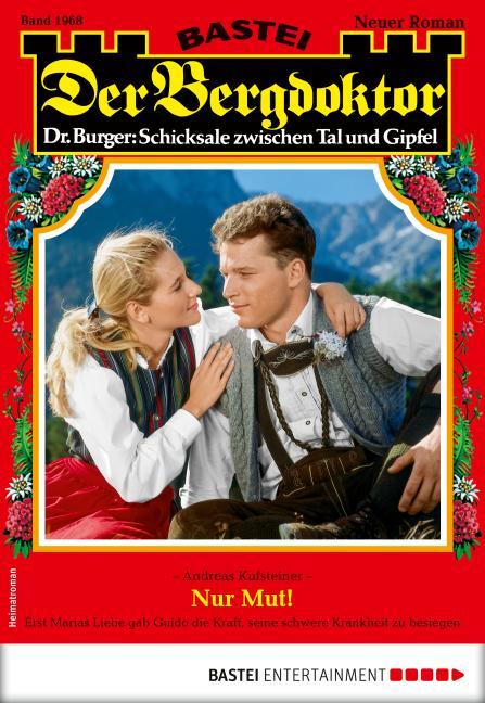 Cover-Bild Der Bergdoktor 1968 - Heimatroman