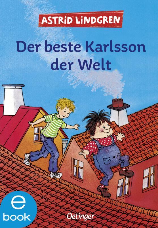 Cover-Bild Der beste Karlsson der Welt