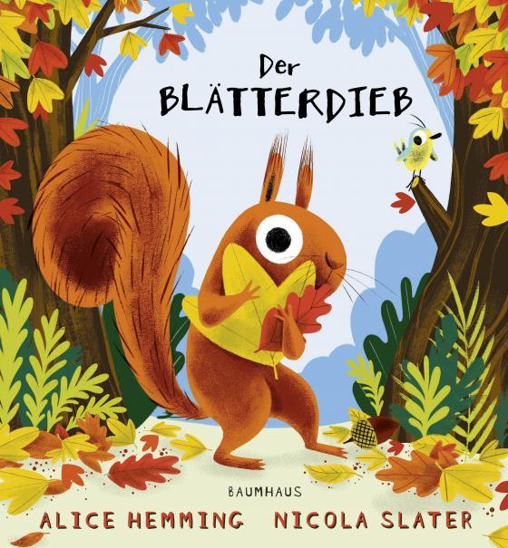 Cover-Bild Der Blätterdieb