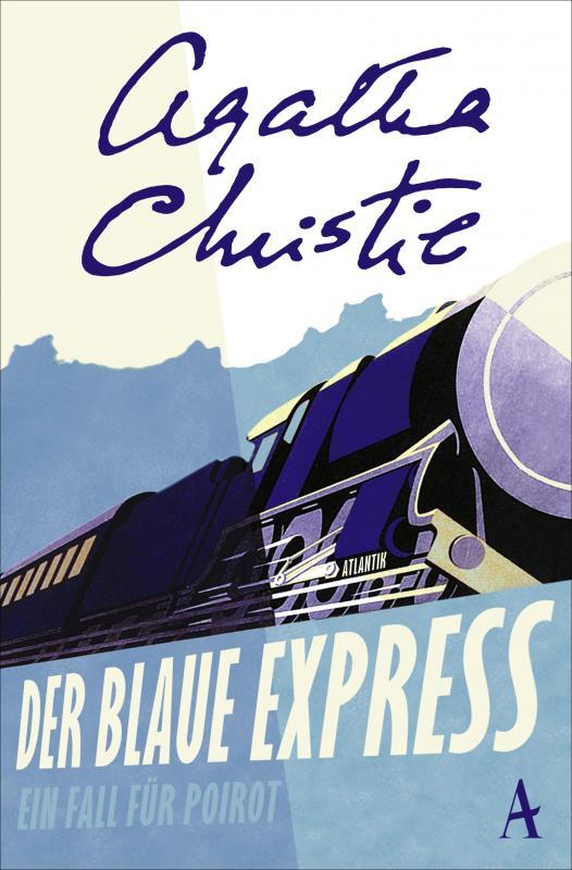 Cover-Bild Der blaue Express