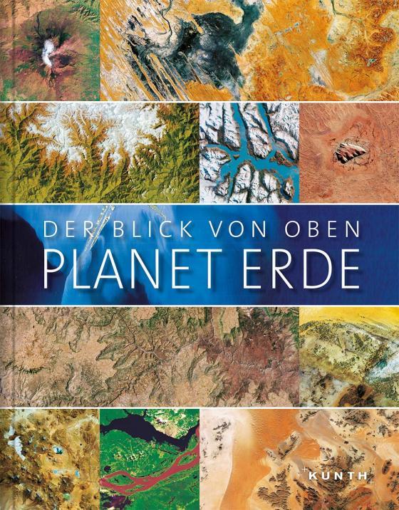 Cover-Bild Der Blick von oben –Planet Erde