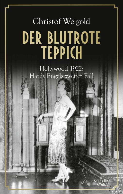 Cover-Bild Der blutrote Teppich