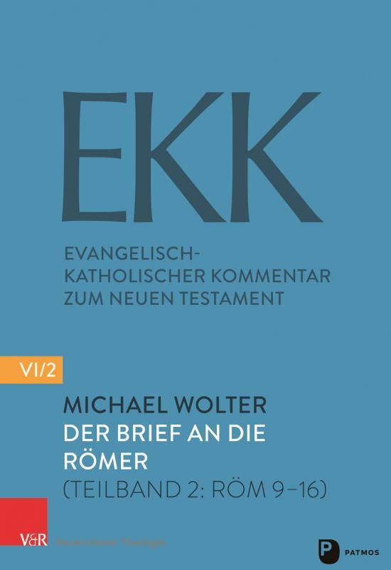 Cover-Bild Der Brief an die Römer