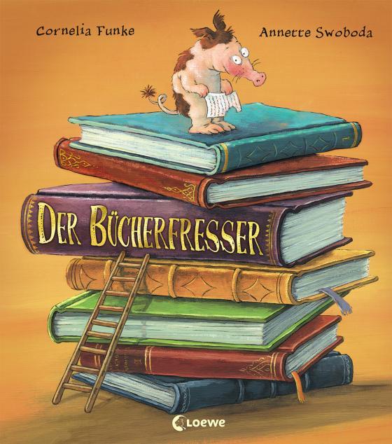 Cover-Bild Der Bücherfresser