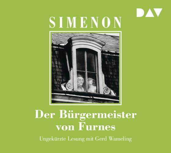 Cover-Bild Der Bürgermeister von Furnes
