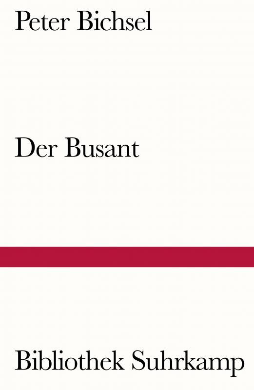 Cover-Bild Der Busant