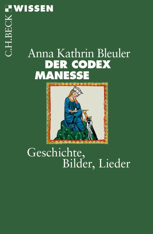 Cover-Bild Der Codex Manesse