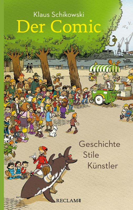 Cover-Bild Der Comic