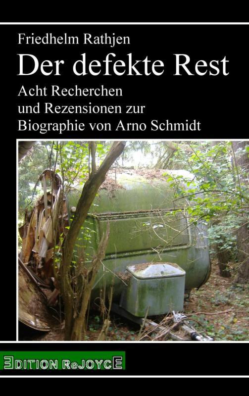 Cover-Bild Der defekte Rest