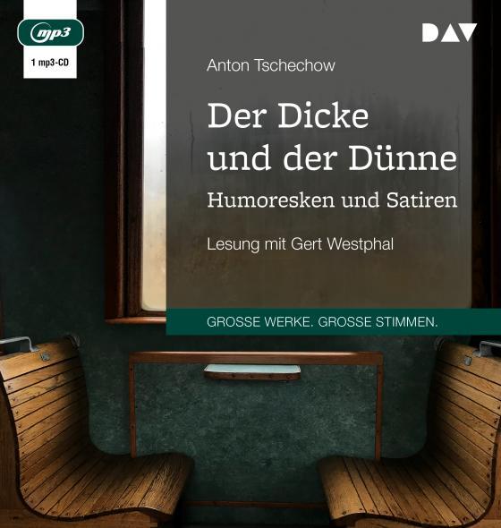 Cover-Bild Der Dicke und der Dünne. Humoresken und Satiren