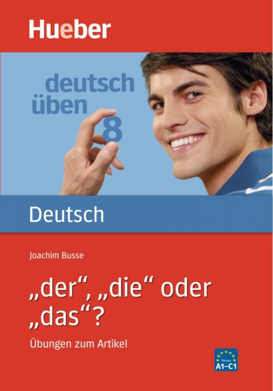 """Cover-Bild """"der"""", """"die"""" oder """"das""""?"""