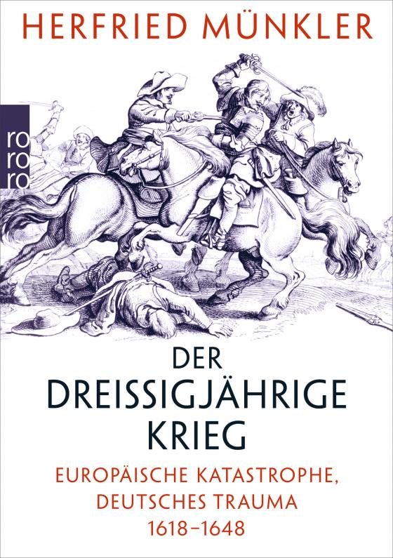 Cover-Bild Der Dreißigjährige Krieg