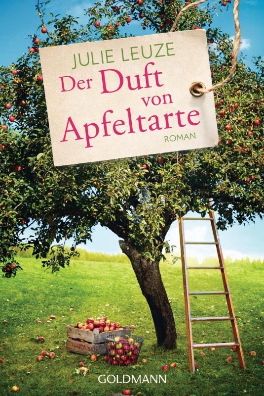 Cover-Bild Der Duft von Apfeltarte