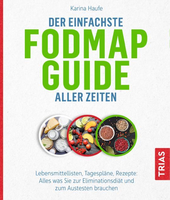 Cover-Bild Der einfachste FODMAP-Guide aller Zeiten